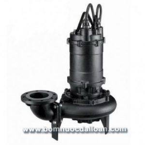 Bơm chìm hút nước thải EBARA 100DML 53.7