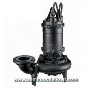 Bơm chìm hút nước thải EBARA 100DML 57.5