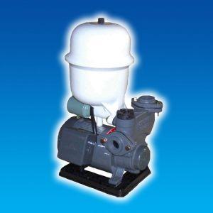 Máy bơm bánh răng tăng áp đầu gang  HCA225-1.18 26T 1/4HP Rờ le nhiệt