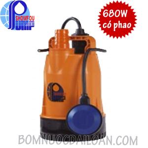 Máy bơm chìm nước thải SHOWFOU GFA-680