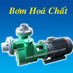 Bơm hóa chất tự hút đầu nhựa USP250-13.7 20 5HP