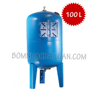 Bình áp lực Varem MAXIVAREM LS 100 lít 10 bar