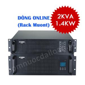 BỘ LƯU ĐIỆN UPS HD-2KR
