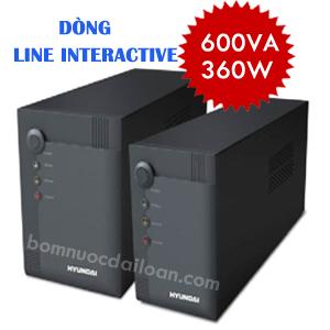BỘ LƯU ĐIỆN UPS HD-600L