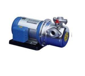 Máy bơm phun vỏ nhôm đầu Inox LJP225-1.37 26T 1/2HP Rờ le nhiệt