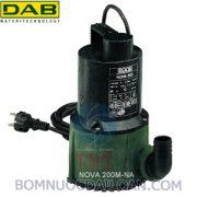 Bơm chìm nước thải DAB NOVA 200M-NA