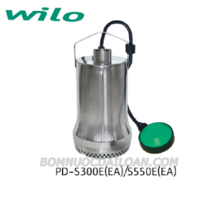Bơm chìm nước sạch Wilo PD-S300EA