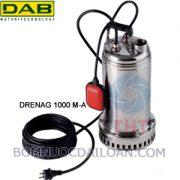 Bơm chìm nước thải DAB DRENAG 1000M-A