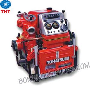 Bơm chữa cháy TOHATSU V75FS