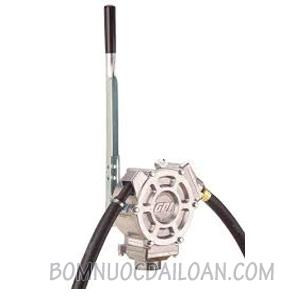 Bơm dầu quay tay piston GPI HP-100-NUL