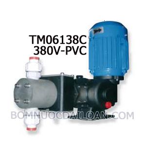 Bơm định lượng Injecta TM06138C-PVC-380V