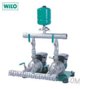Bơm tăng áp biến tần chịu nhiệt Wilo PBI-L802EA