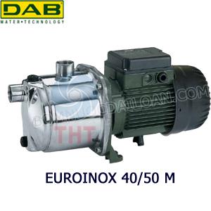 Bơm đa tầng cánh Inox EUROINOX 40/50 M