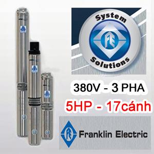 Bơm hỏa tiễn Franklin 4inch 200FA5S4-PEXB