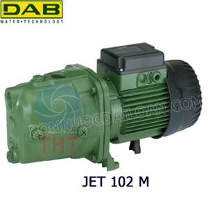 Bơm dầu đầu gang JET 102 M