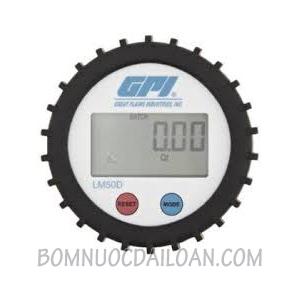 Đồng hồ đo dầu nhớt điện tử LM50DN