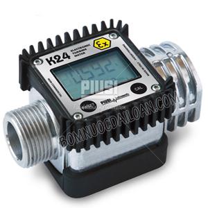 Đồng hồ đo dầu Piusi Meter K24