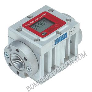 Đồng hồ đo dầu Piusi Meter K600/4