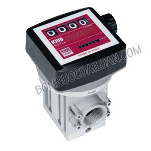 Đồng hồ đo dầu Piusi Meter K700M Ver D