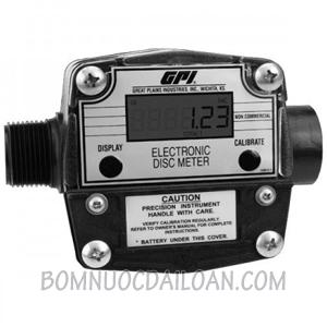 Đồng hồ đo hóa chất điện tử GPI FM-300H-L8N