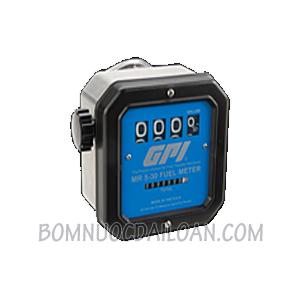 Đồng hồ đo xăng dầu GPI MR 5-30-L8N