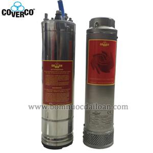 Máy bơm hỏa tiễn Coverco 4inch NSP4 SN 408/09