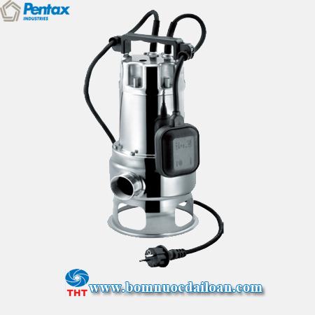 may-bom-chim-hut-nuoc-thai-Pentax-DX-100G-inox