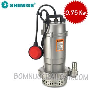 Máy bơm chìm nước thải Shimge QDX1.5-32-0.75