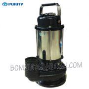 Máy bơm chìm hút nước sạch Purity SQDX1.5-32-0.75
