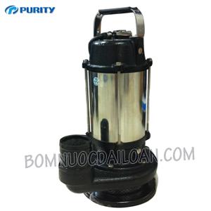 Máy bơm chìm hút nước sạch Purity SQDX15-18-1.1