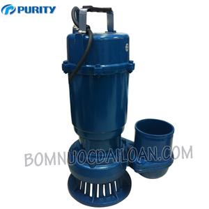 Máy bơm chìm hút nước sạch Purity QDX15-20-1.1
