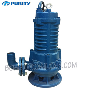 Máy bơm chìm hút nước thải Purity WQD12-15-1.5-380V