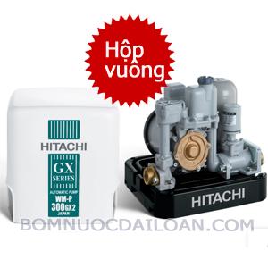 Máy bơm tăng áp Hitachi WM-P300GX2-SPV-WH