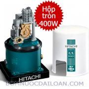 Máy bơm tăng áp Hitachi WT-P400GX2-SPV-MGN