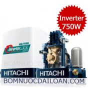 Máy bơm tăng áp Hitachi WM-P750GX-SPV-WH