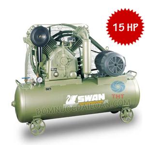 Máy nén khí piston cao áp Swan HVP-215