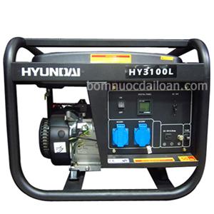 Máy phát điện chạy xăng Hyundai  HY3100L - 2.5Kw
