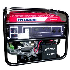 Máy phát điện chạy xăng Hyundai  HY11000LE - 7.5Kw