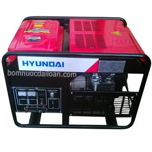 Máy phát điện chạy xăng Hyundai  HY14000LE - 12Kw