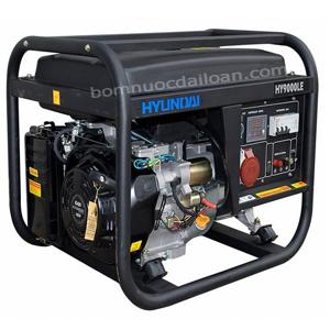 Máy phát điện chạy xăng Hyundai  HY9000LE - 6.0Kw