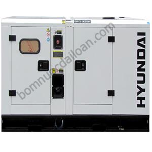 Máy phát điện chạy dầu Hyndai  DHY11KSEm