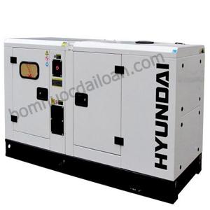 Máy phát điện chạy dầu Hyndai  DHY13KSEm - 12Kw