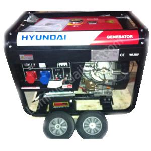 Máy phát điện chạy dầu Hyndai  DHY15000LE - 12Kw