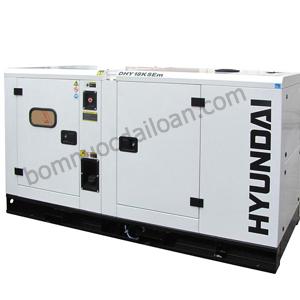 Máy phát điện chạy dầu Hyndai  DHY18KSEm - 16Kw