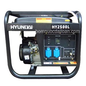 Máy phát điện chạy xăng Hyundai  HY2500L - 2.0Kw