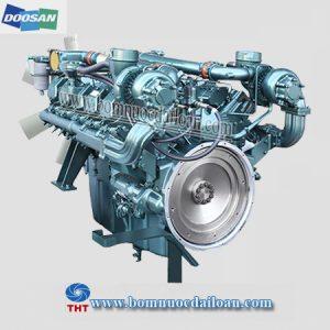 Động cơ DOOSAN DP180LA 552Kw