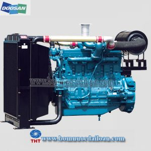 Động cơ Doosan P126TI 272Kw